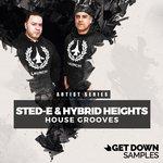 Sted-E & Hybrid Heights House Grooves (Sample Pack WAV)