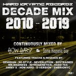 Hard Kryptic Records Decade Mix 2010-2019