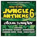 Deep In The Jungle Anthems 6 (Album Sampler)