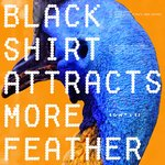 Black Shirt Attracts More Feather