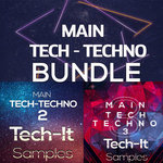 Main Tech Techno Budle (Sample Pack WAV)