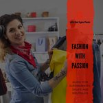 Fashion With Passion - Music For Supermarkets, Shops And Boutiques