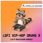 LoFi Hip Hop Drums 2 (Sample Pack WAV/APPLE/REASON)