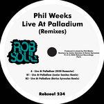 Live At Palladium (Remixes)