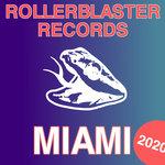 Roller Blaster Records Miami 2020