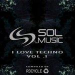I Love Techo Vol 1