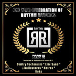 One Year Celebration Of Rhythm Records P2
