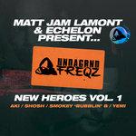 New Heroes Vol 1