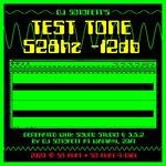 Test Tone 528hz -12db