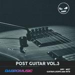 Post Guitar Vol 3 (Sample Pack WAV/APPLE)