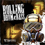 Rolling DnB (Sample Pack WAV/APPLE/LIVE/REASON)