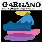 Gargano's Garage: Lavender, Magenta, Indigo, & Blue Fin Labels