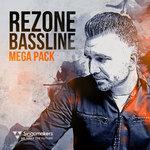 Rezone Bassline Mega Pack (Sample Pack WAV/APPLE/LIVE/REASON)