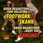 Footwork Skank/Gunshot