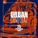 Urban Gorillaz Vol 1 (25 Tech House Tunes)