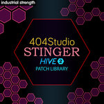 404 Studio Stinger (Sample Pack Hive 2 Presets)