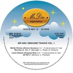 Mr Disc Obscure Tracks Vol 1