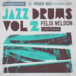Jazz Drums 2 (Sample Pack WAV)