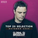 Global DJ Broadcast - Top 20 October 2020