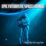 Epic Futuristic Space Lounge