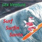 Surf Surfin Santa