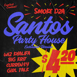 Santos Party House (Explicit - Extended Version)