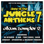 Deep In The Jungle Anthems 7 - LP Sampler 2