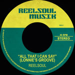 All That I Can Say (Lonnie's Groove)