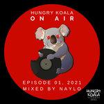 Hungry Koala On Air 001, 2021 (unmixed tracks)