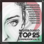 New Italo Disco Top 25 Compilation Vol 15