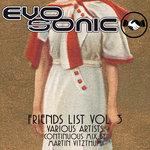 Friends List Vol  3 (Continuous Mix By Martin Vitzthum)
