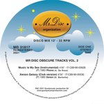 Mr Disc Obscure Tracks Vol 2