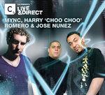 Cr2 Presents: LIVE & DIRECT - MYNC, Harry Choo Choo Romero & Jose Nunez (unmixed tracks)