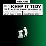 Keep It Tidy Album Sampler Remixes