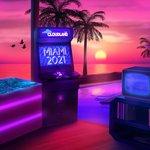Cloudland Music: Miami 2021