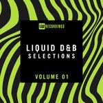 Liquid Drum & Bass Selections Vol 01