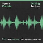 Patchworx 138: Driving Techno (Sample Pack Serum Presets/MIDI/WAV)