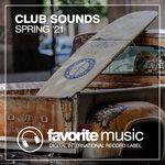 Club Sounds Spring '21