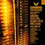 Dread Digital Dubplate Archive Vol 6