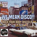 Rock Your Body Disco LP