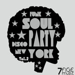 Funk Soul Disco Party New York Vol 2
