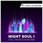 NightSoul 1: Chill Trap & Future RnB (Sample Pack WAV/APPLE)