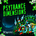 Psytrance Dimensions (Sample Pack WAV/APPLE/LIVE/REASON)