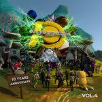 Blacklite Records 10 Years Anniversary Vol 4