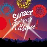Sunset With Kitsune