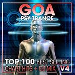 Goa Psy Trance Top 100 Best Selling Chart Hits + DJ Mix V4