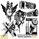 Driving & Raw Techno Elements Vol 7