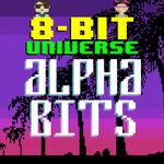 Alpha Bits (8 Bit Version)