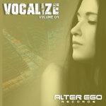 Alter Ego Records: Vocalize 09