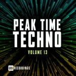 Peak Time Techno, Vol 13